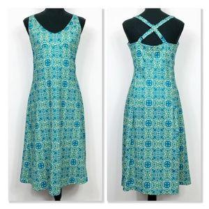 Columbia Omni-Wick Sleeveless Criss-Cross Dress